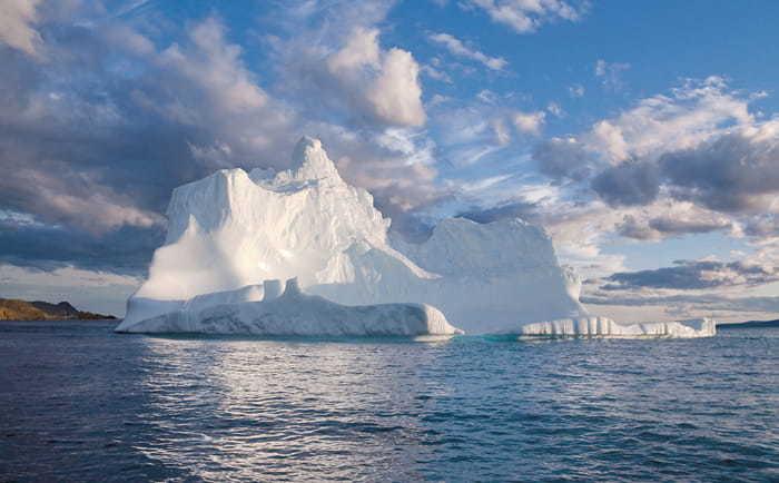 Iceberg à Twillingate