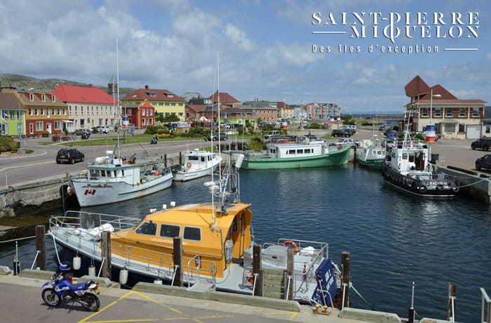 Port de St-Pierre & Miquelon