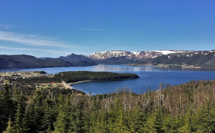 Parc national du Gros-Morne à Terre-Neuve