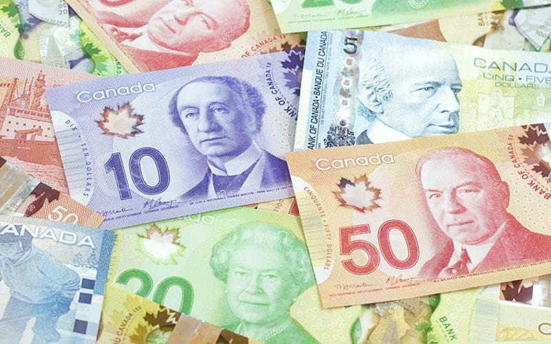 Billets de banques canadiens