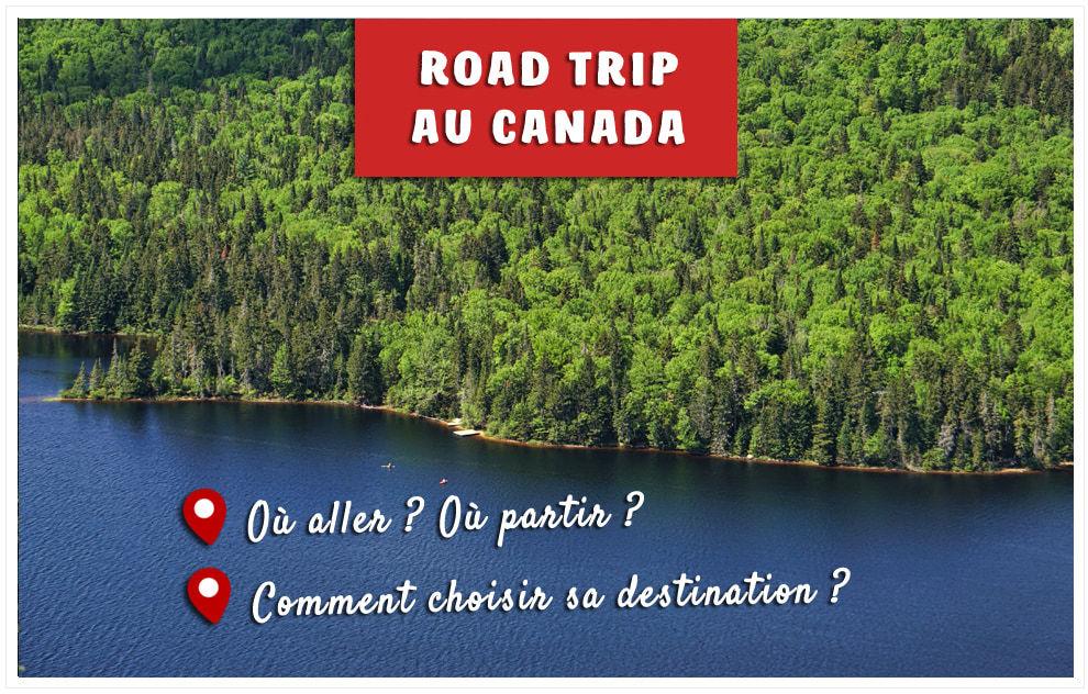 Lac et forêt du Québec
