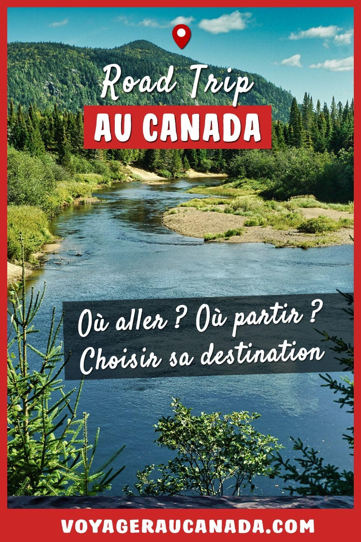Parc du Mt Tremblant au Québec