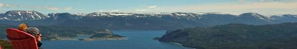 bandeau road trip à Terre-Neuve côte Ouest