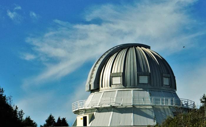 Observatoire astronomique du parc national du Mont-Mégantic