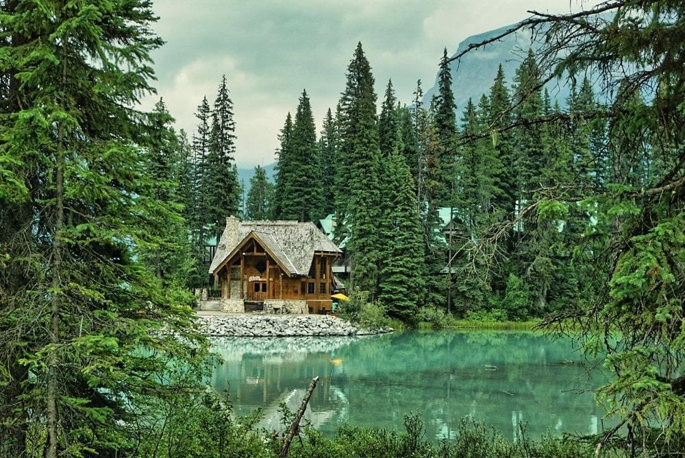 Le Emerald Lake Lodge