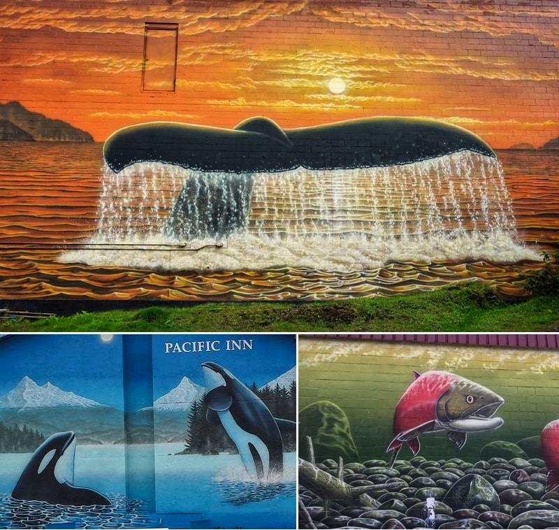 Murales de Prince Rupert